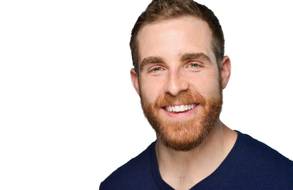 Clark gregg beard